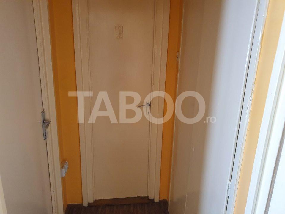 Apartament de vanzare cu 2 camere in Sibiu zona Mihai Viteazu 12
