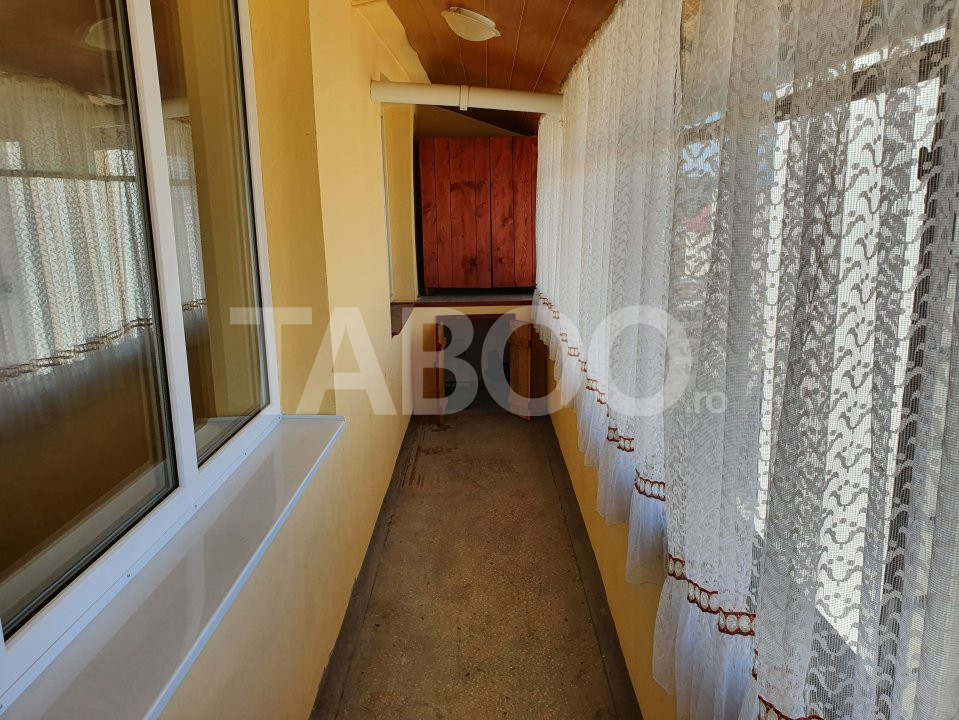 Apartament de vanzare cu 2 camere in Sibiu zona Mihai Viteazu 13