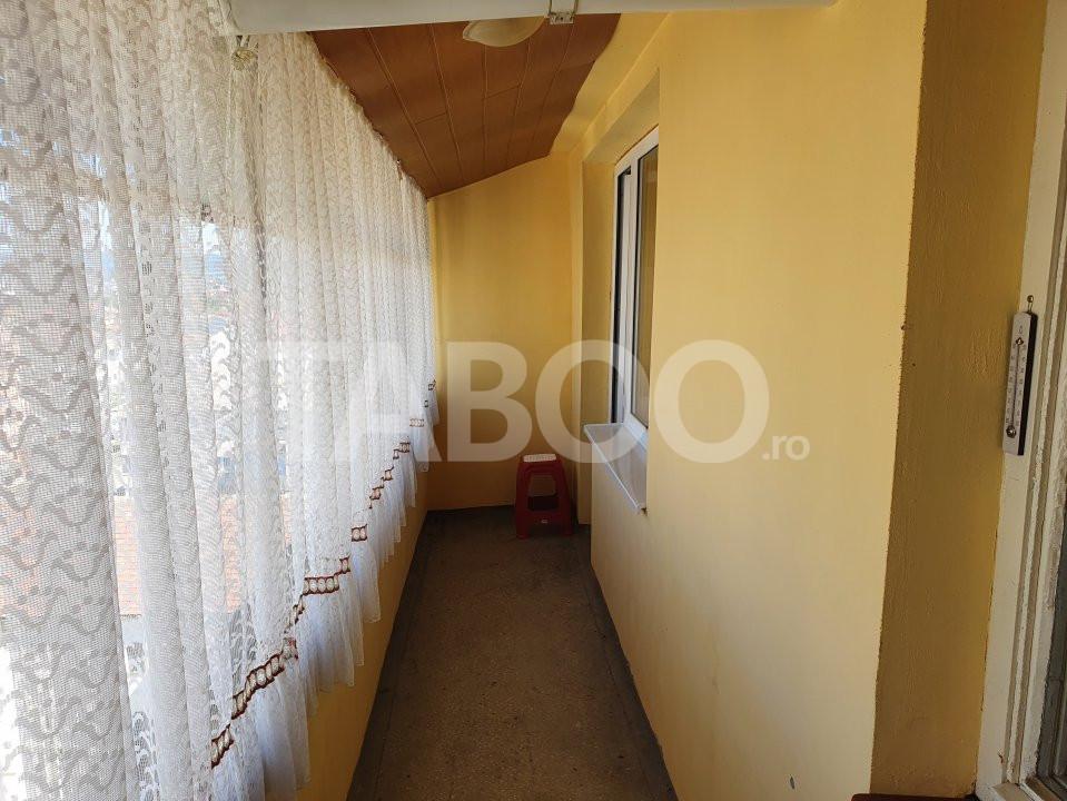 Apartament de vanzare cu 2 camere in Sibiu zona Mihai Viteazu 14