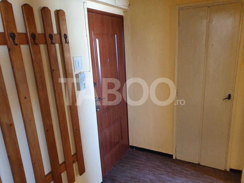 Apartament de vanzare cu 2 camere in Sibiu zona Mihai Viteazu 15