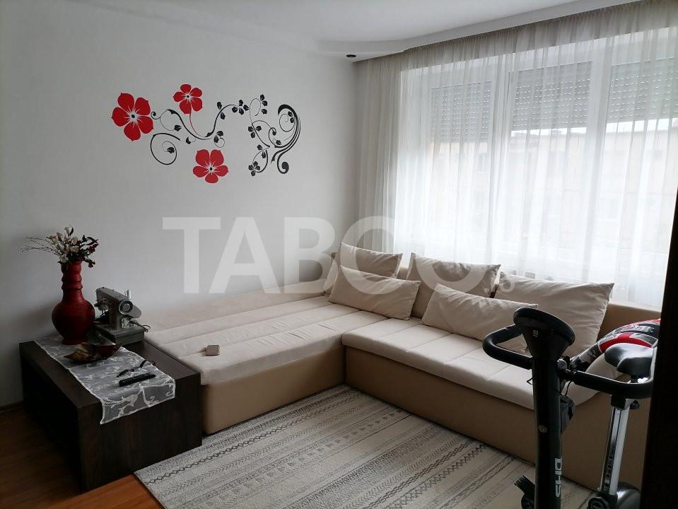 Apartament cu 2 camere 47 mpu de vanzare in Sibiu zona MIhai Viteazu 1
