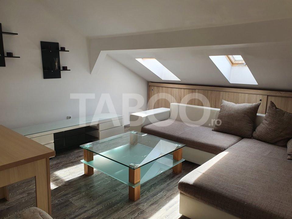 Apartament de inchiriat 3 camere 2 bucatarii 2 bai zona Tilisca Sibiu 1