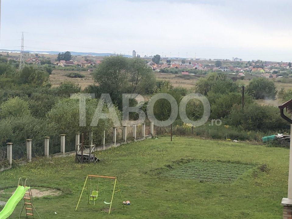 Garsoniera 55 mp utili  de inchiriat in Sibiu zona Tilisca  1
