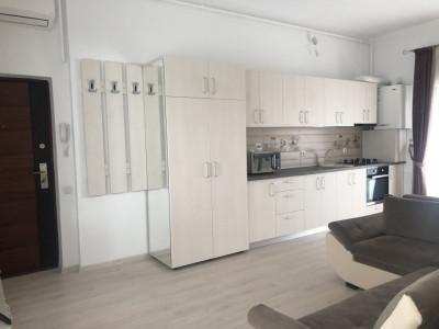 Penthouse 2 camere mobilat de inchiriat in Sibiu zona Doamna Stanca