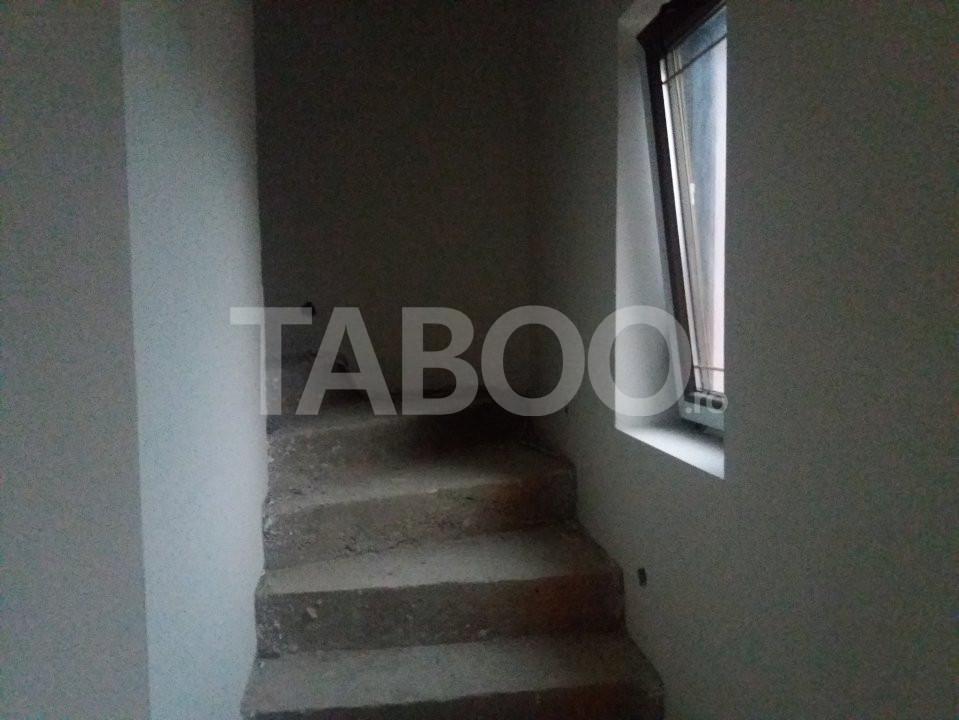 Casa individuala cu 4 camere si 275 mp curte libera Cisnadie Sibiu 11