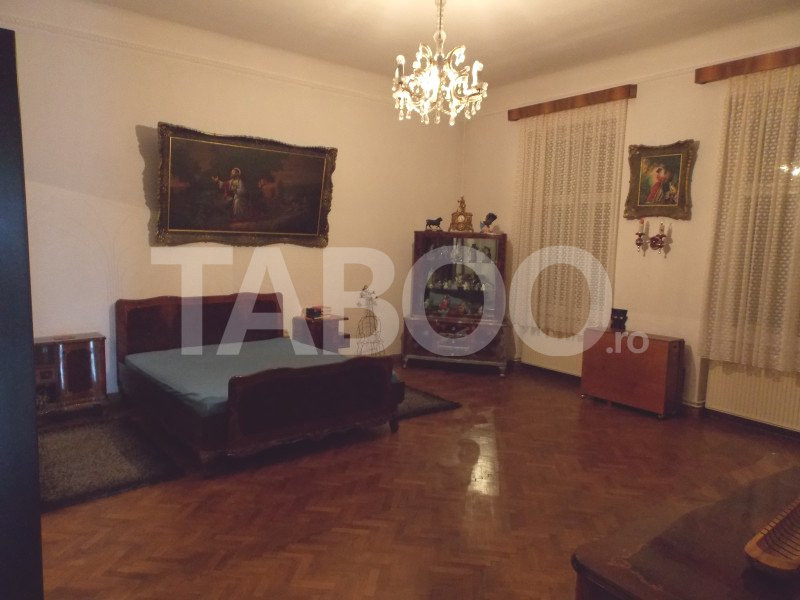 Apartament 4 camere cu Garaj de inchiriat Sibiu Central pretabil Birou 6