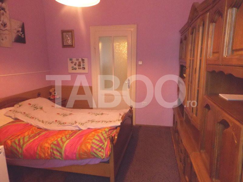 Apartament 4 camere cu Garaj de inchiriat Sibiu Central pretabil Birou 10