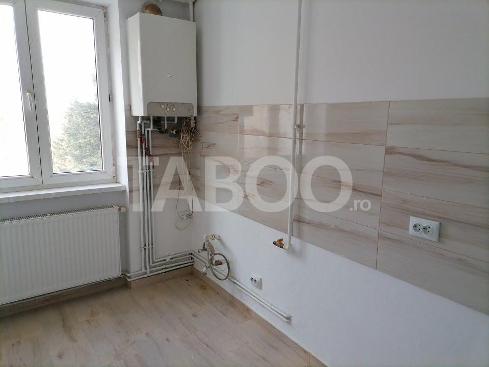 Apartament de vanzare recent renovat 2 camere in Sibiu zona Rahovei 5