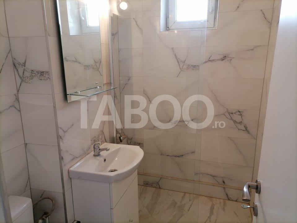 Apartament de vanzare recent renovat 2 camere in Sibiu zona Rahovei 7