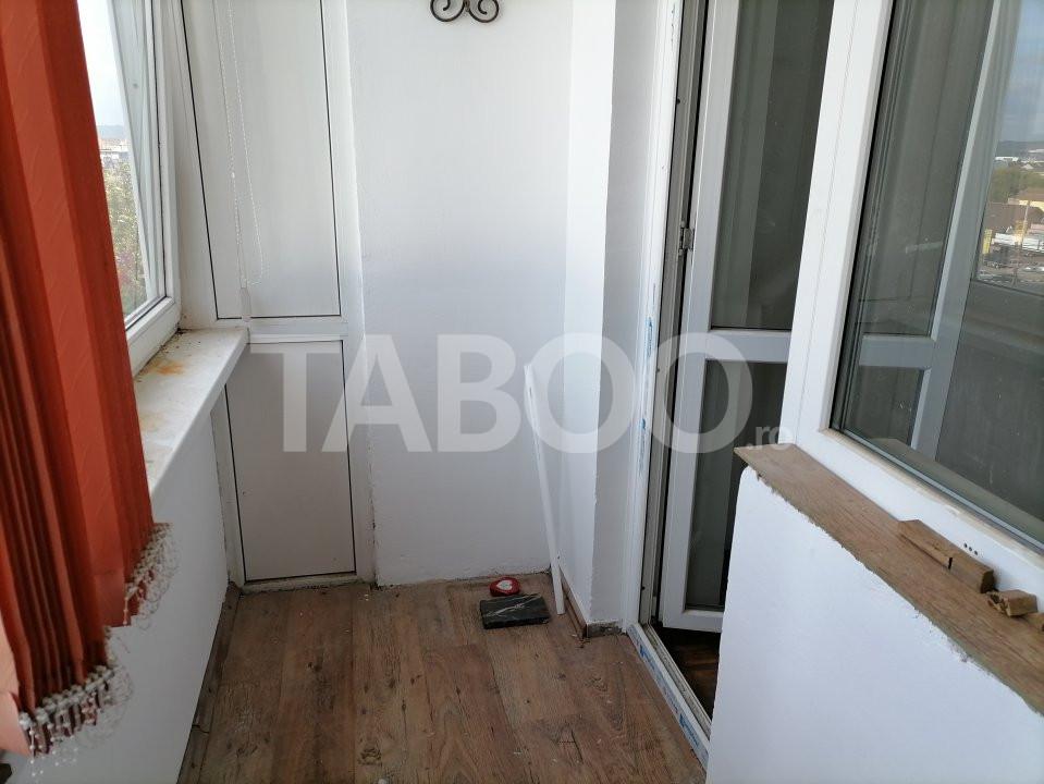 Apartament de vanzare recent renovat 2 camere in Sibiu zona Rahovei 8