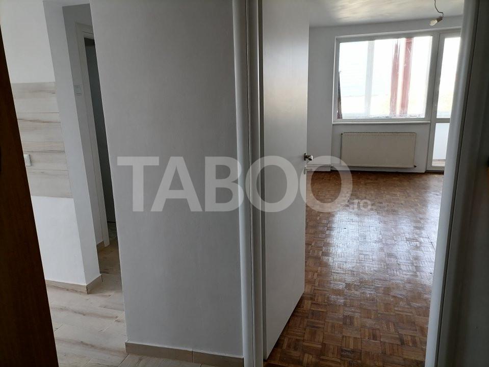 Apartament de vanzare recent renovat 2 camere in Sibiu zona Rahovei 9