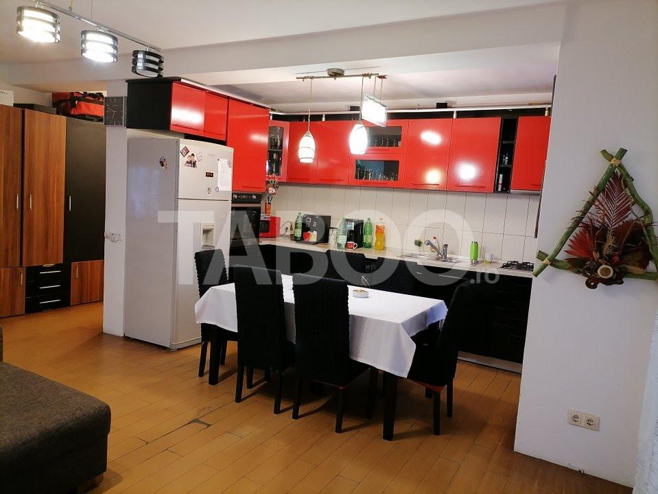 Apartament de vanzare 52 mpu 2 camere balcon in Sibiu Selimbar 3