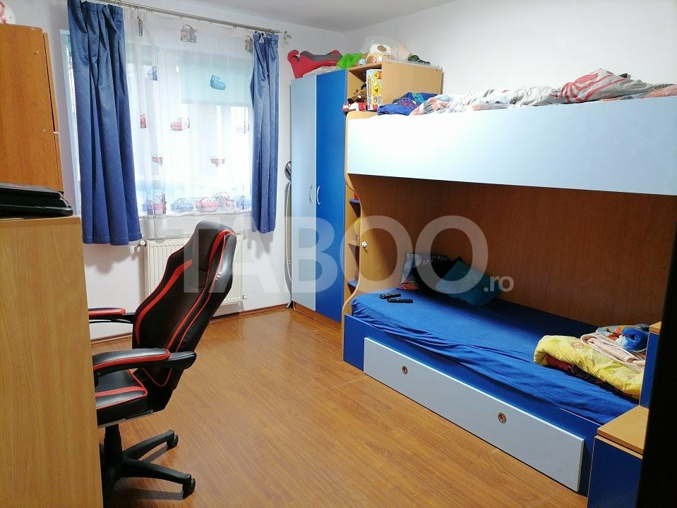 Apartament de vanzare 52 mpu 2 camere balcon in Sibiu Selimbar 6