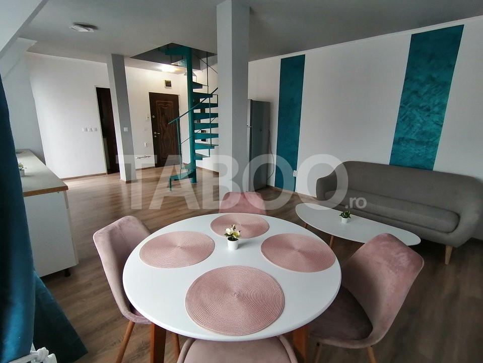 Apartament decomandat 62 mpu de vanzare in Sibiu zona Mihai Viteazul 1