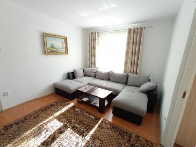 Apartament 2 camere mobilat de vanzare Sibiu zona Mihai Viteazu