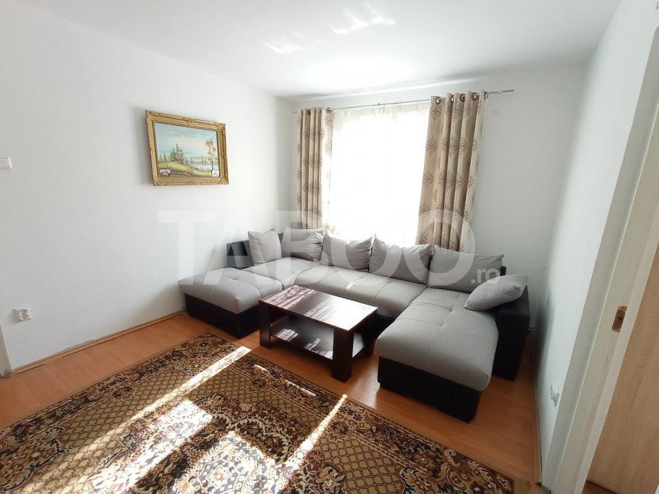 Apartament 2 camere mobilat de vanzare Sibiu zona Mihai Viteazu 1