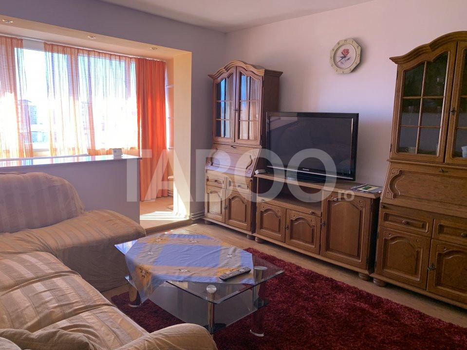 Apartament de inchiriat cu 2 camere in zona Mihai Viteazu Sibiu 1