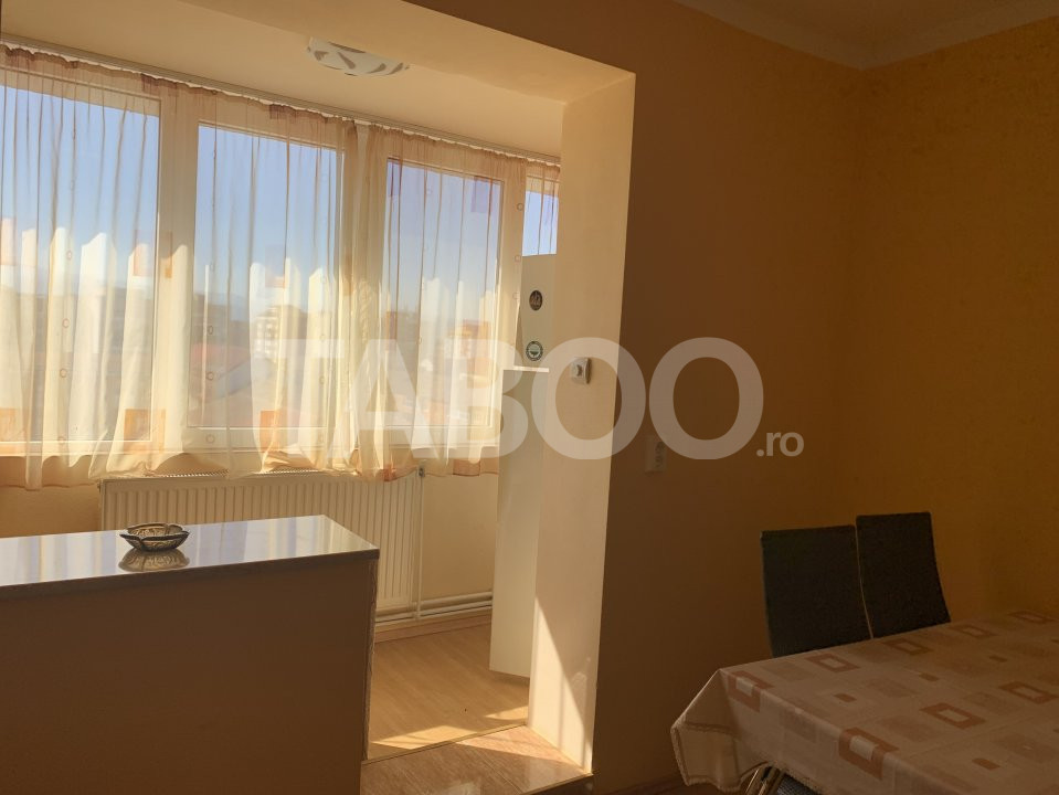 Apartament de inchiriat cu 2 camere in zona Mihai Viteazu Sibiu 12