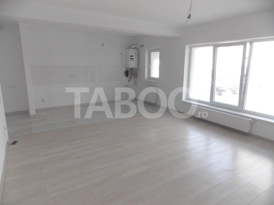 Apartament 2 camere 60 mpu la cheie de vanzare Selimbar zona Triajului 1