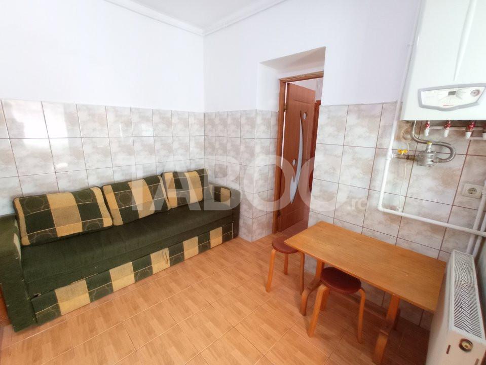 Apartament 2 camere mobilat utilat la casa de inchiriat Sibiu Central 3