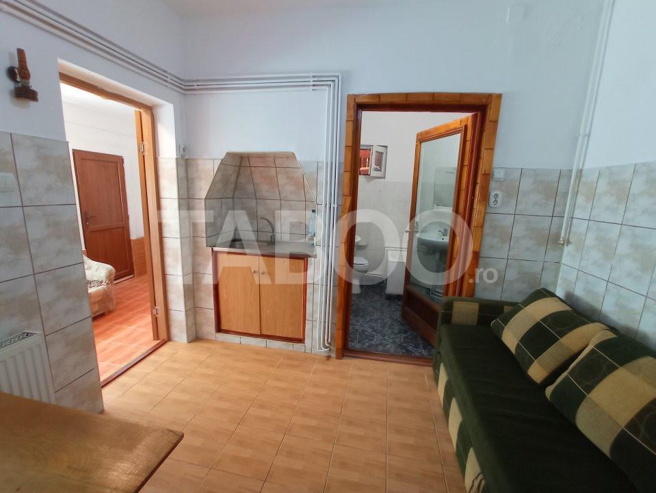 Apartament 2 camere mobilat utilat la casa de inchiriat Sibiu Central 4