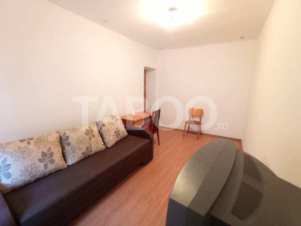Apartament 2 camere mobilat utilat la casa de inchiriat Sibiu Central 5