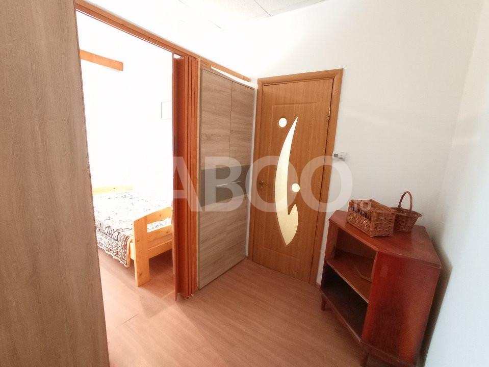 Apartament 2 camere mobilat utilat la casa de inchiriat Sibiu Central 6