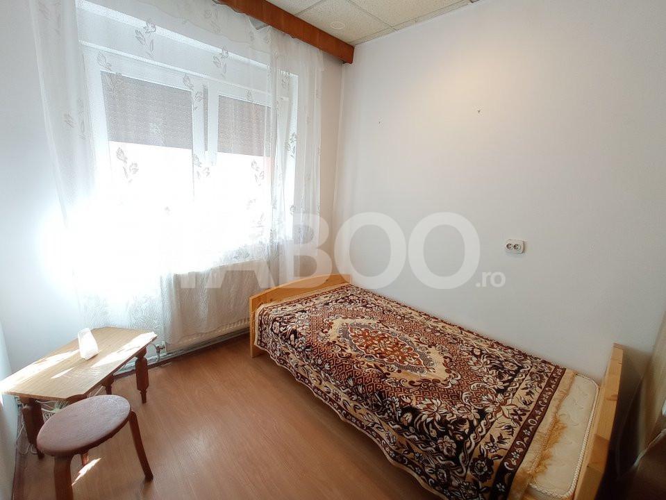 Apartament 2 camere mobilat utilat la casa de inchiriat Sibiu Central 7