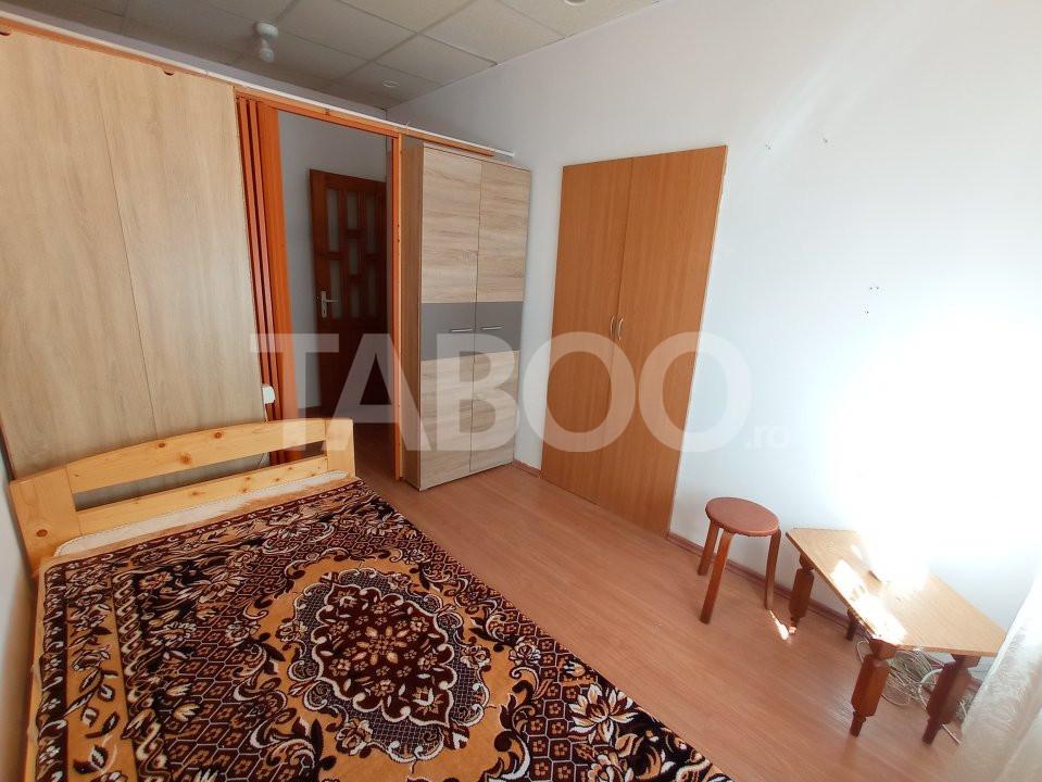Apartament 2 camere mobilat utilat la casa de inchiriat Sibiu Central 8