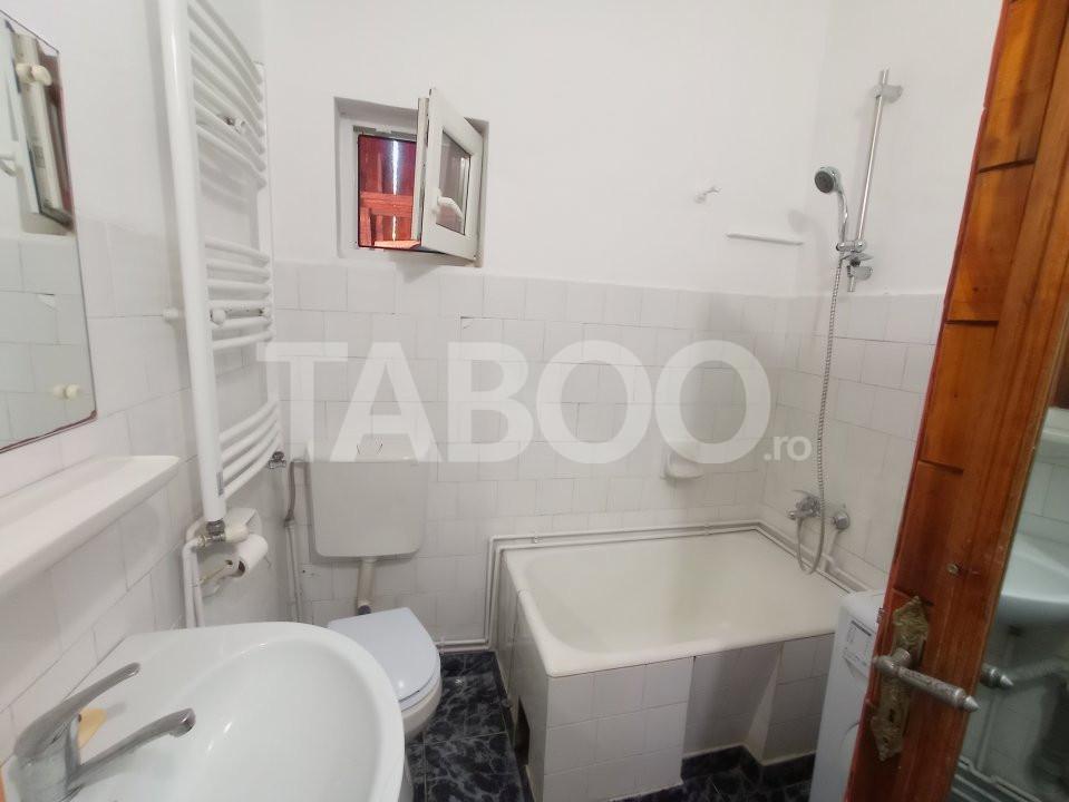Apartament 2 camere mobilat utilat la casa de inchiriat Sibiu Central 10