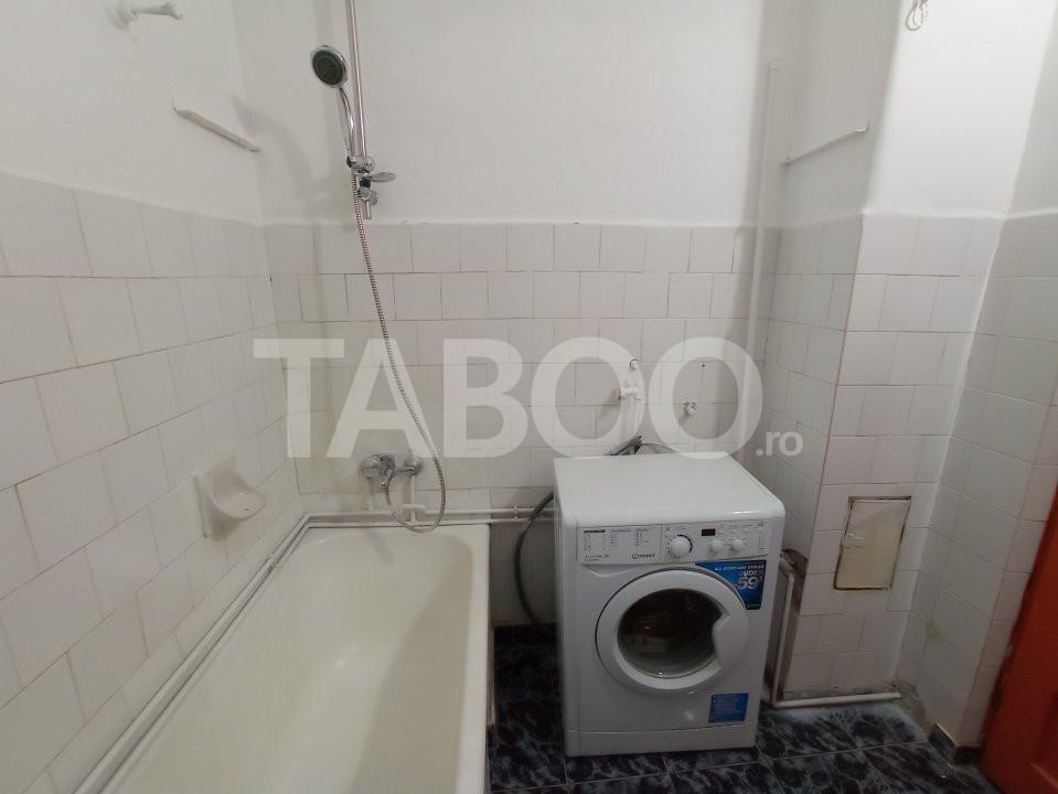 Apartament 2 camere mobilat utilat la casa de inchiriat Sibiu Central 11