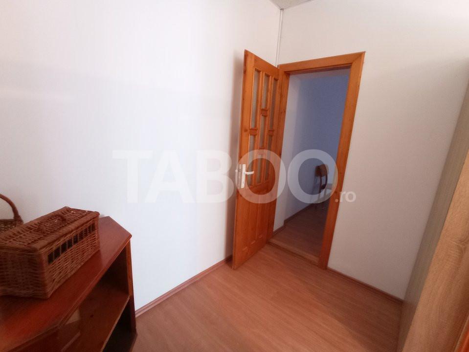 Apartament 2 camere mobilat utilat la casa de inchiriat Sibiu Central 12