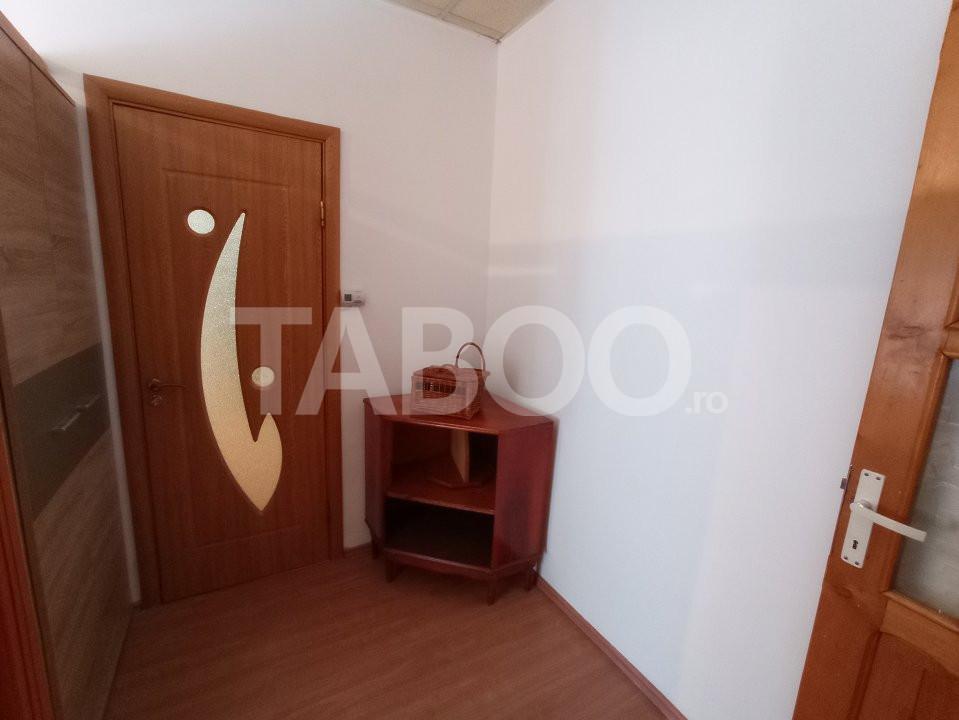 Apartament 2 camere mobilat utilat la casa de inchiriat Sibiu Central 14
