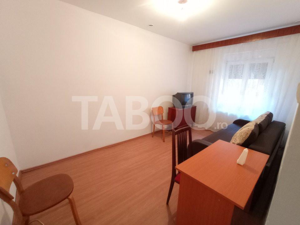 Apartament 2 camere mobilat utilat la casa de inchiriat Sibiu Central 15