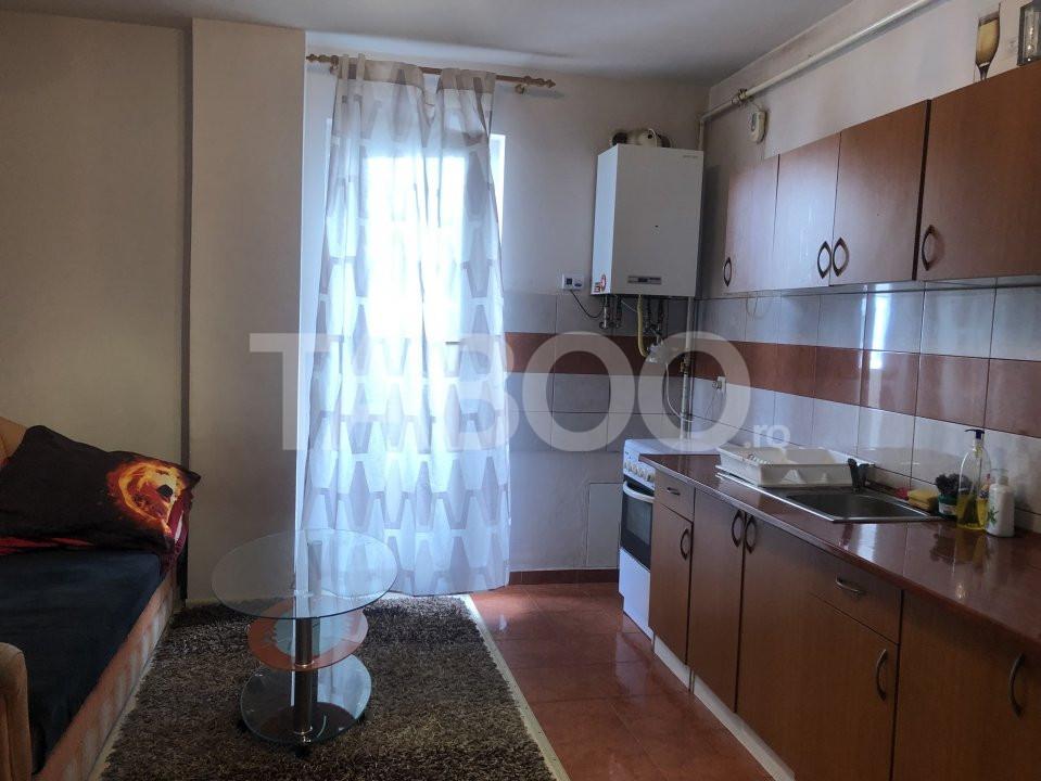 Apartament 2 camere mobilate de inchiriat in Sibiu zona Doamna Stanca 1