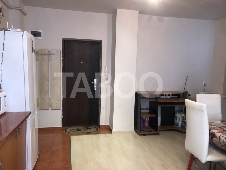 Apartament 2 camere mobilate de inchiriat in Sibiu zona Doamna Stanca 2