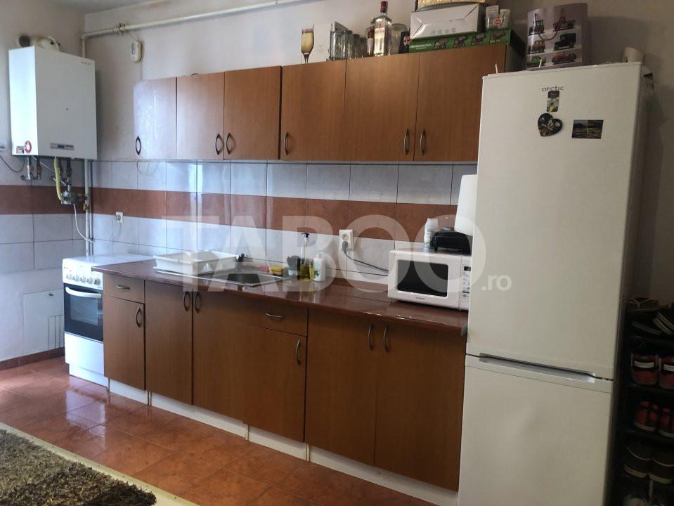 Apartament 2 camere mobilate de inchiriat in Sibiu zona Doamna Stanca 3