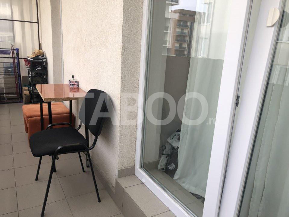 Apartament 2 camere mobilate de inchiriat in Sibiu zona Doamna Stanca 4
