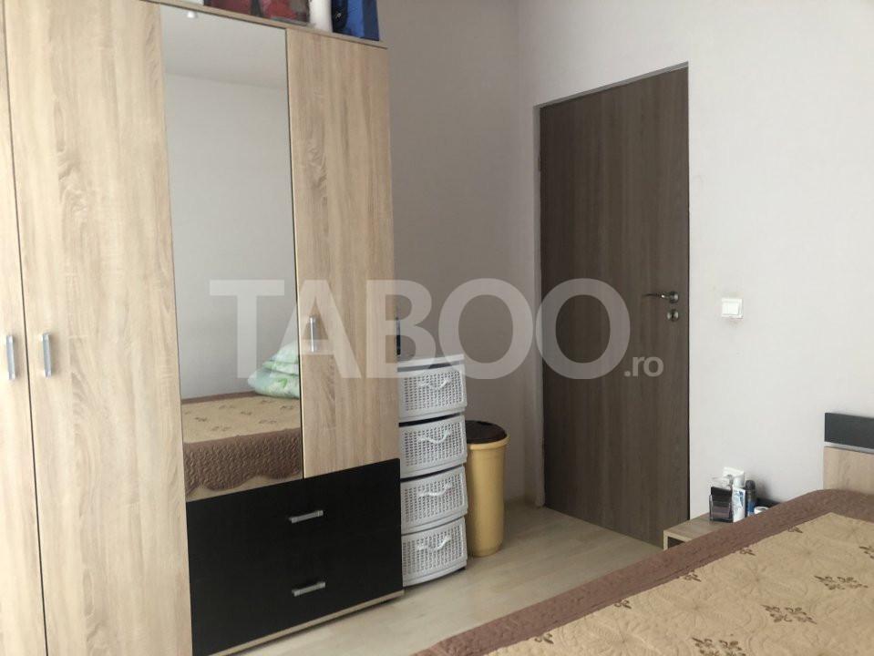 Apartament 2 camere mobilate de inchiriat in Sibiu zona Doamna Stanca 5