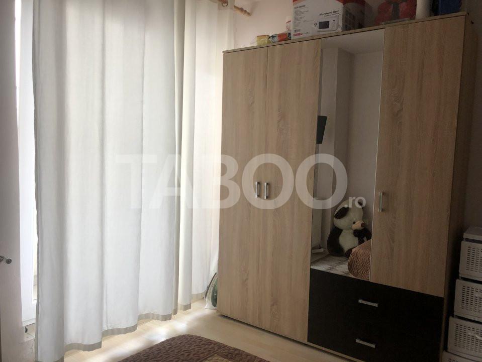 Apartament 2 camere mobilate de inchiriat in Sibiu zona Doamna Stanca 6