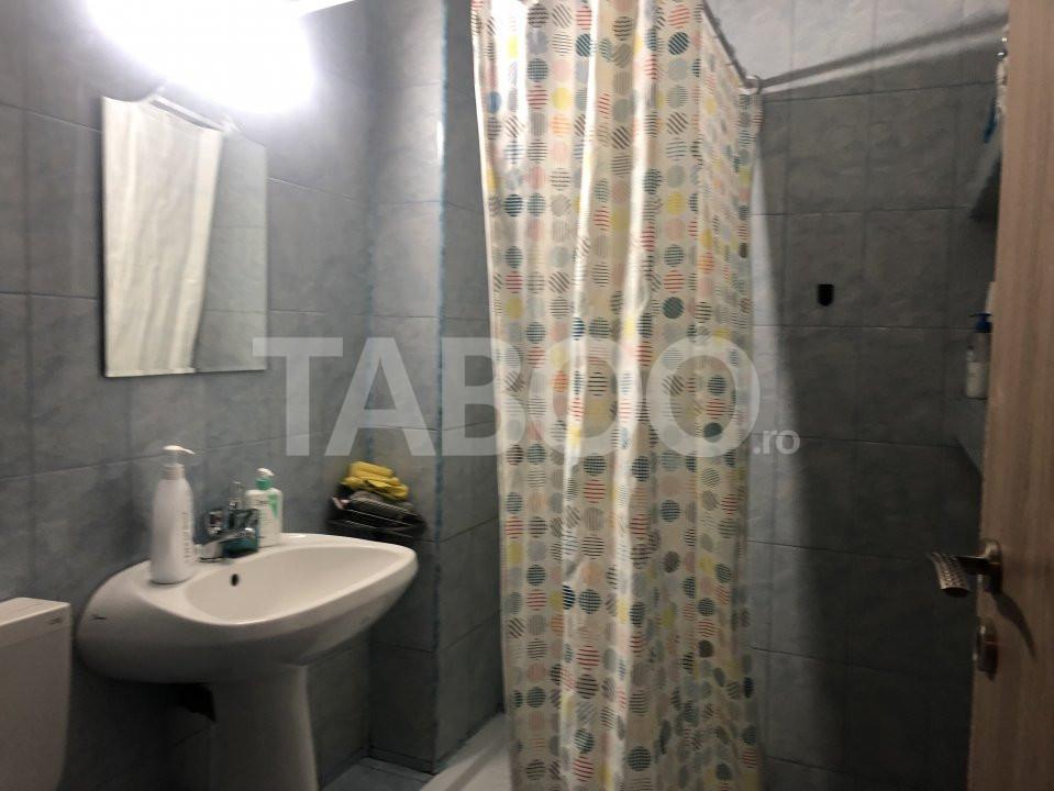 Apartament 2 camere mobilate de inchiriat in Sibiu zona Doamna Stanca 7