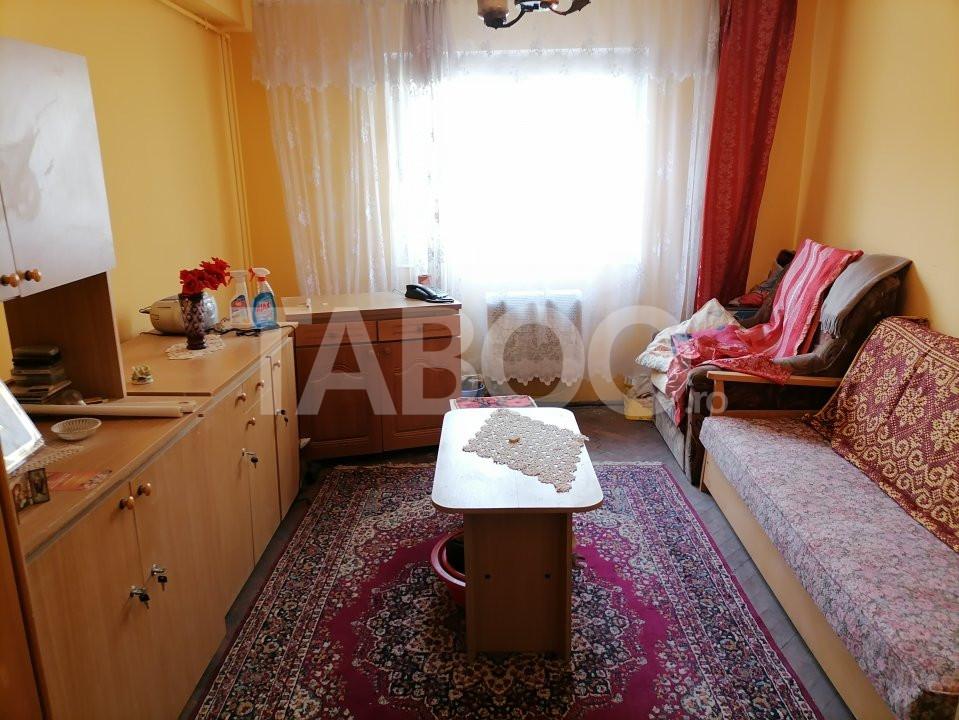 Garsoniera de vanzare 22 mpu etaj 2 in Sibiu zona Lazaret COMISION 0% 1