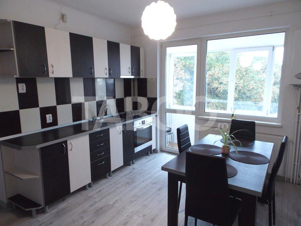 Apartament 3 camere de vanzare in Sibiu Valea Aurie panorama deosebita 2