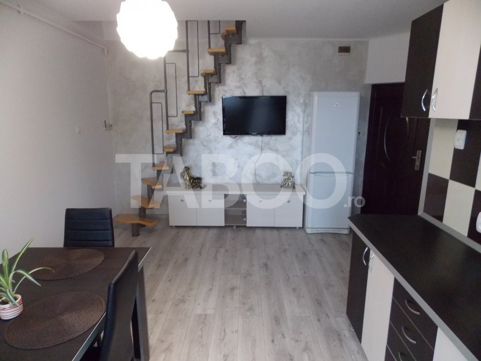 Apartament 3 camere de vanzare in Sibiu Valea Aurie panorama deosebita 3