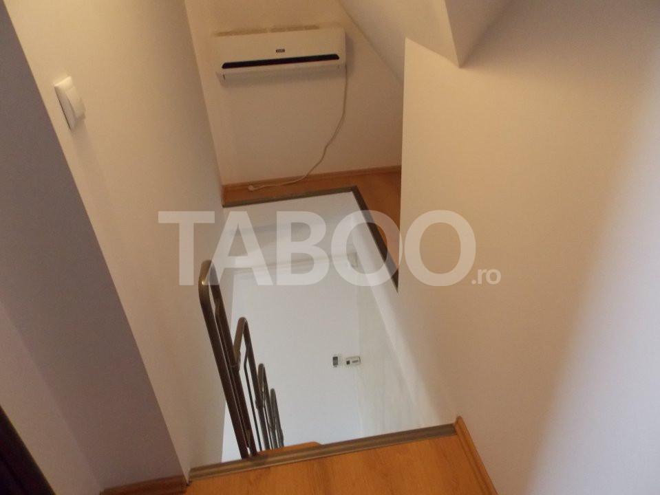 Apartament 3 camere de vanzare in Sibiu Valea Aurie panorama deosebita 8