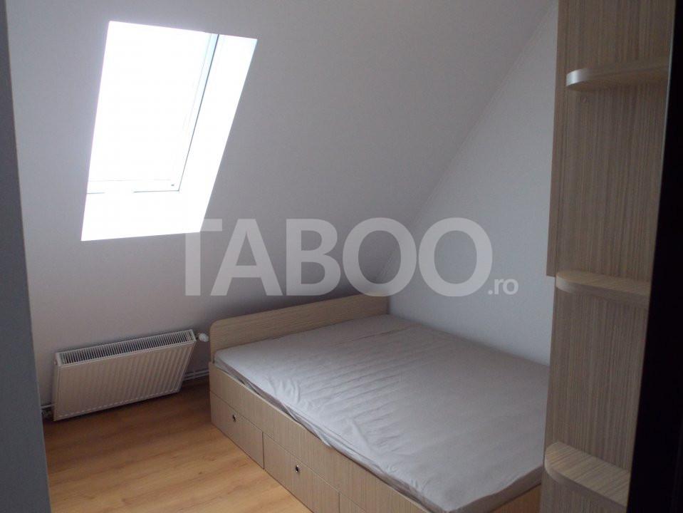 Apartament 3 camere de vanzare in Sibiu Valea Aurie panorama deosebita 11