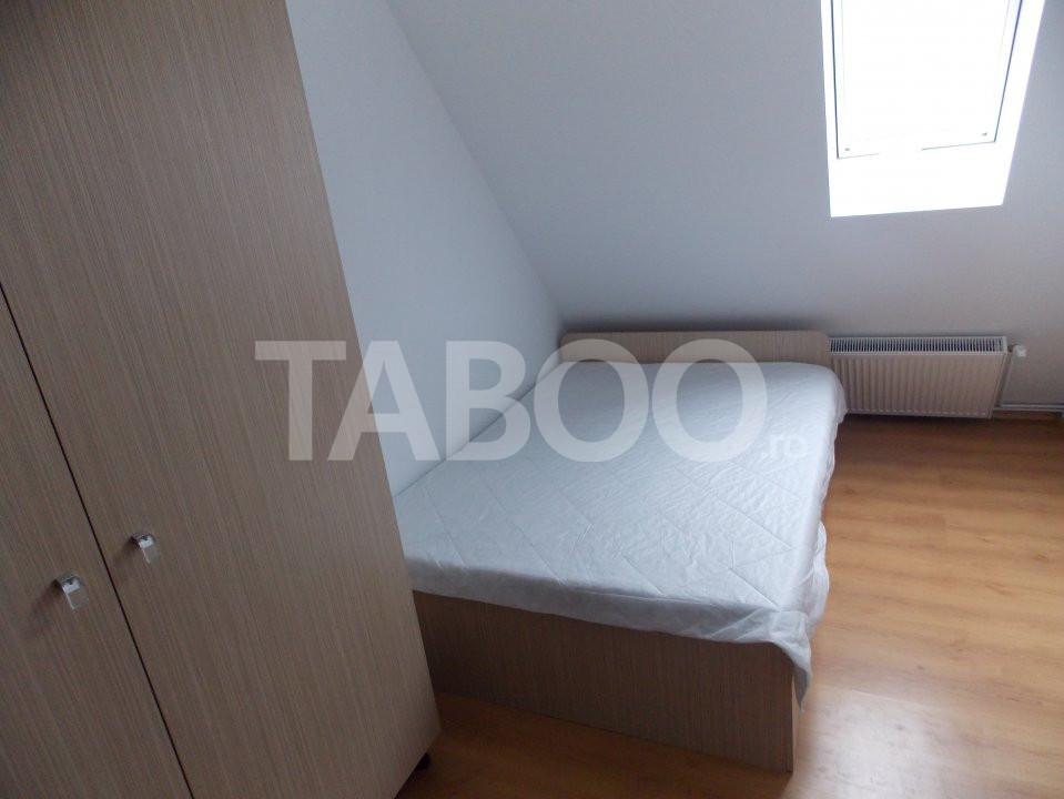 Apartament 3 camere de vanzare in Sibiu Valea Aurie panorama deosebita 12