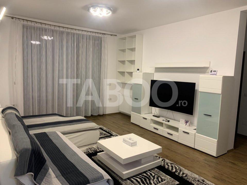 De inchiriat apartament 3 camere 2 terase zona Selimbar Sibiu 1