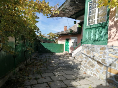 Casa individuala de vanzare cu 957 mp teren Rasinari  Sibiu
