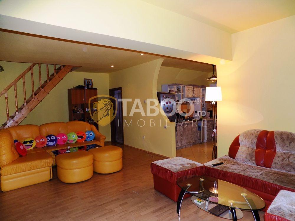 Apartament modern la vila cu 5 camere si 2 bai in Sibiu zona Strand 3